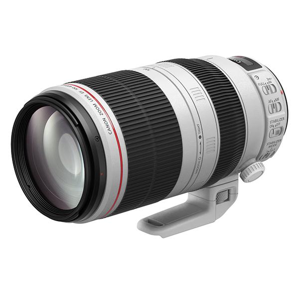 【送料無料】CANON EF100-400mm F4.5-5.6L IS II USM [超望遠ズームレンズ]