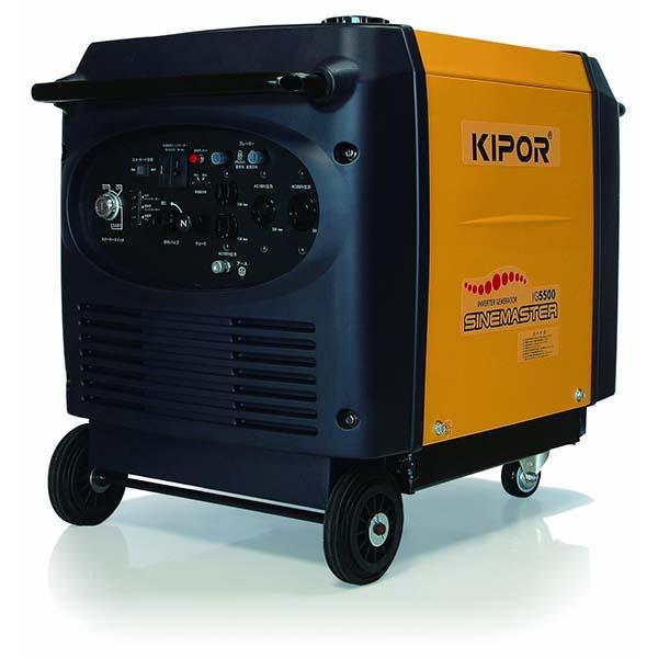 【送料無料】KIPOR IG5500 IGシリーズ [据置型インバーター発電機]