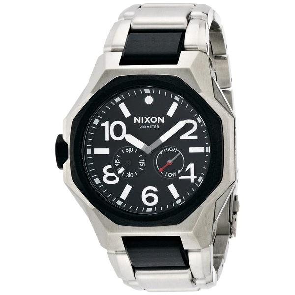 【送料無料】NIXON A397000 タンジェント A397000 ブラック [腕時計] [腕時計] タンジェント【並行輸入品】, e-キッチンマテリアル:00fc1a4b --- sunward.msk.ru