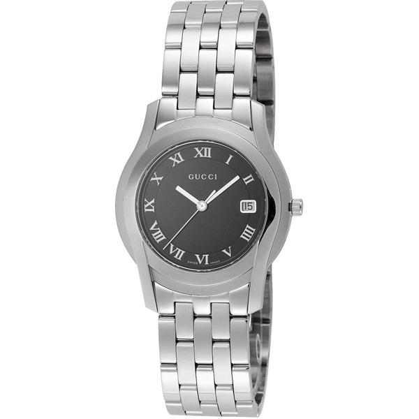 【送料無料】GUCCI YA055302 Gクラス ブラック [腕時計] 【並行輸入品】