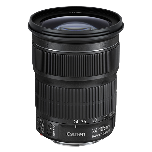 【送料無料】CANON EF24-105mm F3.5-5.6 IS STM [標準ズームレンズ]