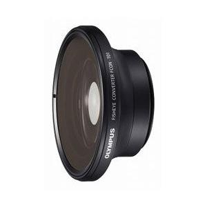 35mm判換算19mm相当(TG-1 に取り付けた場合)のフィッシュアイコンバーターレンズ。 OLYMPUS(オリンパス) FCON-T01 [フィッシュアイコンバーターレンズ]