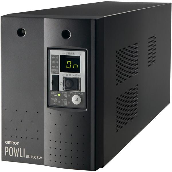 【送料無料】OMRON BU150SW [無停電電源装置(UPS) 1500VA/1050W]
