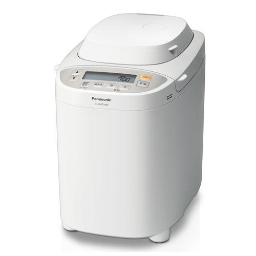 【送料無料】PANASONIC SD-BMT2000-W ホワイト [ホームベーカリー(2斤タイプ)]