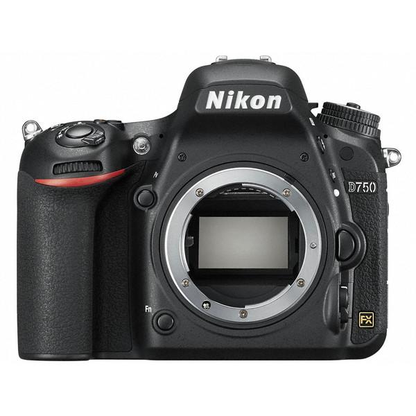 【送料無料】Nikon D750 ボディ [デジタル一眼レフカメラ (2432万画素)]