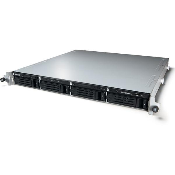 【送料無料】BUFFALO TS3400R0404 TeraStation 3400Rシリーズ (ラックマウントモデル) [RAID機能搭載 4ドライブ ネットワークハードディスク(NAS) 4.0TB]【同梱配送不可】【代引き不可】【沖縄・北海道・離島配送不可】