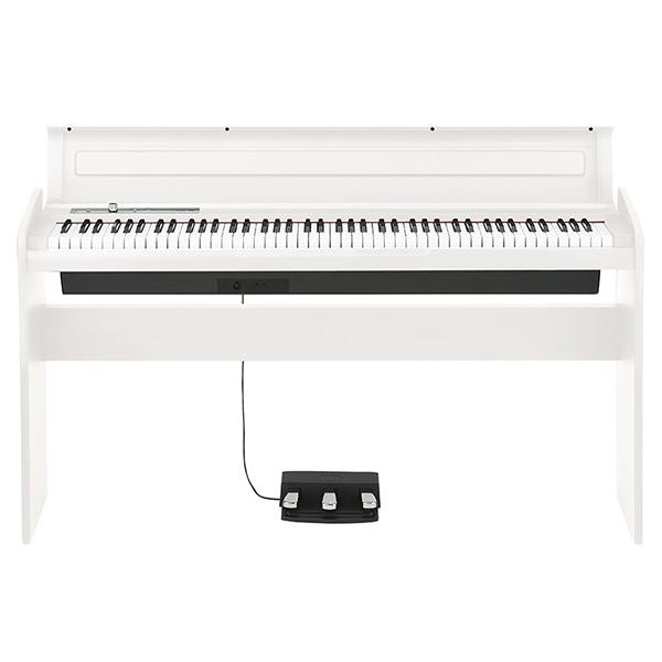 【送料無料】KORG LP-180 WH ホワイト [電子ピアノ]