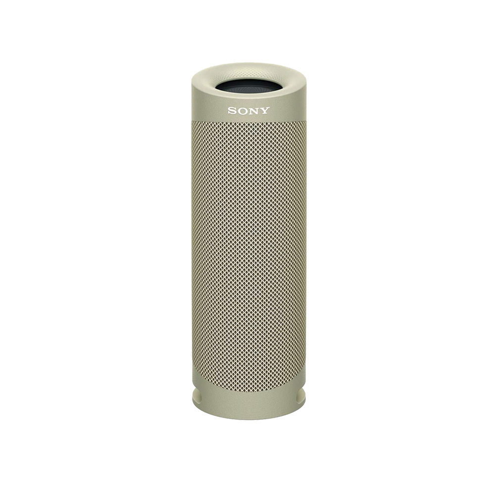 SONY SRS-XB23-CC ベージュ [ワイヤレスポータブルスピーカー(Bluetooth対応)/防水]