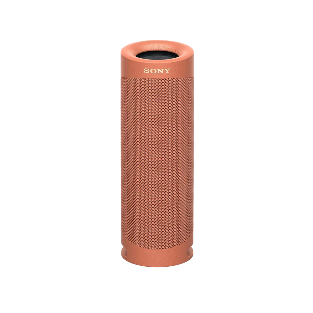 SONY SRS-XB23-RC レッド [ワイヤレスポータブルスピーカー(Bluetooth対応)/防水]