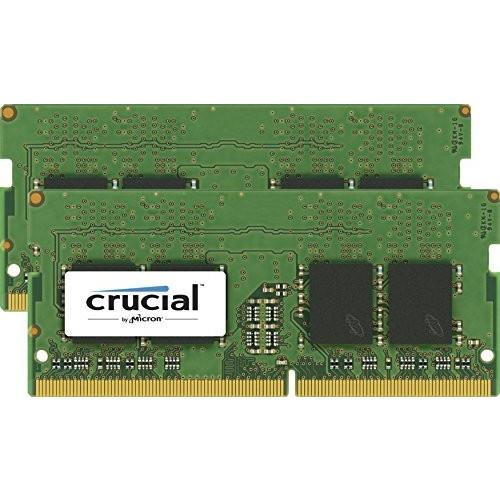 【送料無料】Crucial CT2K8G4SFS824A [ノート用メモリー(8GBx2)]