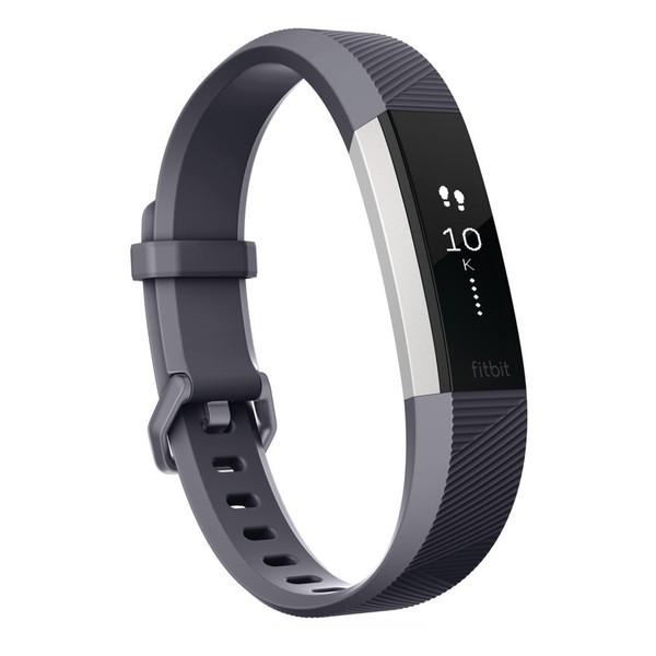 【送料無料】fitbit FB408SGYS-CJK ブルーグレー Fitbit Alta HR [心拍計+フィットネス リストバンド(Sサイズ)]
