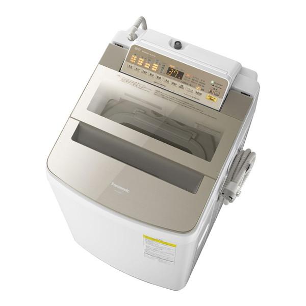 【送料無料】PANASONIC NA-FW80S5-N シャンパン [全自動洗濯乾燥機 (洗濯8.0kg・乾燥4.5kg)] NAFW80S5N