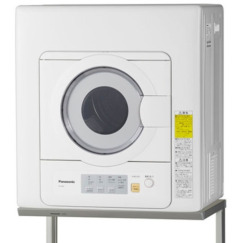 PANASONIC NH-D503-W [衣類乾燥機(乾燥5.0kg)]