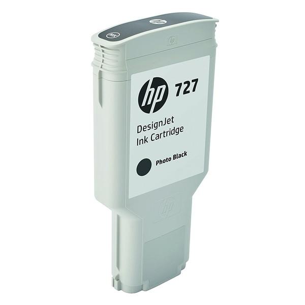 【送料無料】HP F9J79A フォトブラック HP 727 [純正インクカートリッジ]【同梱配送不可】【代引き不可】【沖縄・離島配送不可】