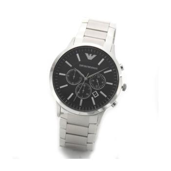 【送料無料】EMPORIO ARMANI(エンポリオアルマーニ) シルバー AR2460 シルバー [腕時計] [腕時計]【並行輸入品】, ホビーショップ富士山:4b75f61f --- sunward.msk.ru