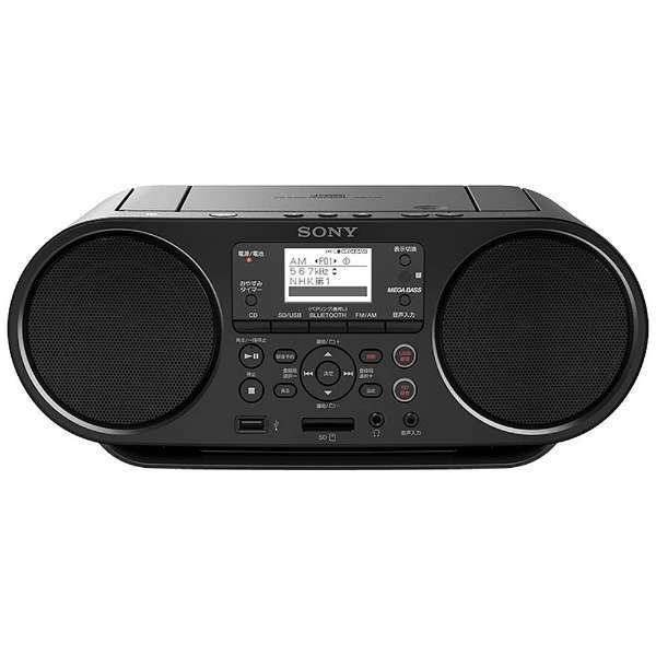 【送料無料】SONY ZS-RS81BT [ Bluetooth対応 CDラジオ]