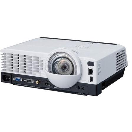 短焦点レンズ搭載でMiracast対応のプロジェクター RICOH PJWX4241N [短焦点プロジェクター]