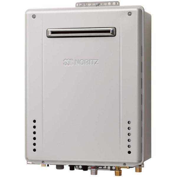 【送料無料】NORITZ GT-C2462PAWX BL-LP プレシャスシルバー エコジョーズ [ガスふろ給湯器(プロパンガス用) プレミアム24号] 【24号】 設置工事 工事 可 取替 取り替え 交換