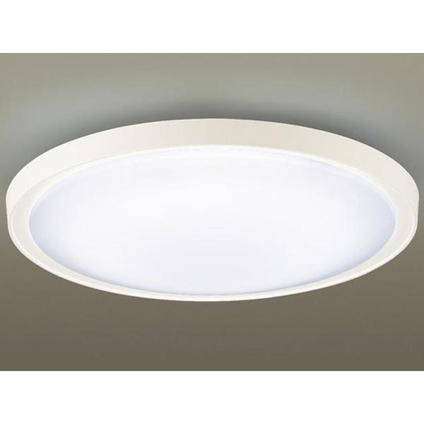 【送料無料】PANASONIC LGBZ3472 ホワイト [洋風LEDシーリングライト(~12畳/調光・調色) リモコン付き サークルタイプ]