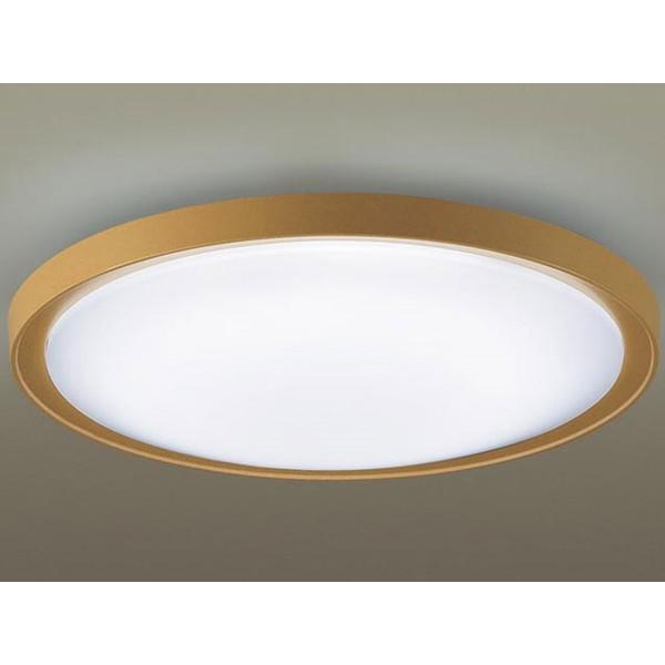 【送料無料】PANASONIC LGBZ3473 ライトナチュラル [洋風LEDシーリングライト(~12畳/調光・調色) リモコン付き サークルタイプ]