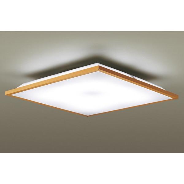 【送料無料】PANASONIC LGBZ2442 [洋風LEDシーリングライト(~10畳/調光・調色) リモコン付き スクエアタイプ]