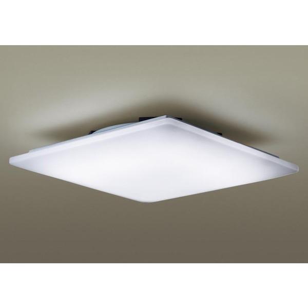 【送料無料】PANASONIC LGBZ2444 [洋風LEDシーリングライト(~10畳/調光・調色) リモコン付き スクエアタイプ]