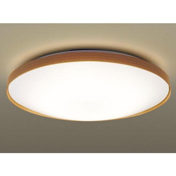 【送料無料】PANASONIC LGBZ0538 ライトナチュラル [洋風LEDシーリングライト(~6畳/調光・調色) リモコン付き サークルタイプ]