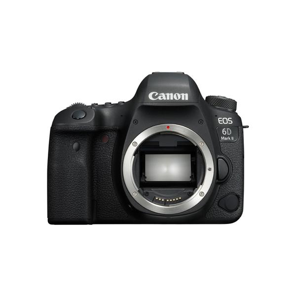 【送料無料】CANON EOS 6D Mark II ボディ [デジタル一眼カメラ (2620万画素)]