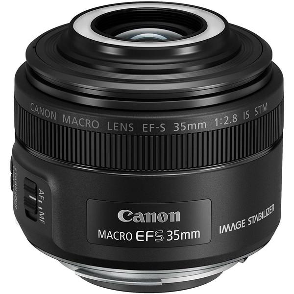 【送料無料】CANON EF-S35mm F2.8 マクロ IS STM [キヤノンEFマウント(APS-C用)]