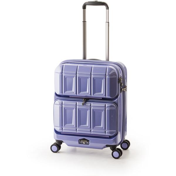 【送料無料】アジア・ラゲージ PTS-6005 アイスブルー PANTEON [スーツケース (36L・1~2泊)]
