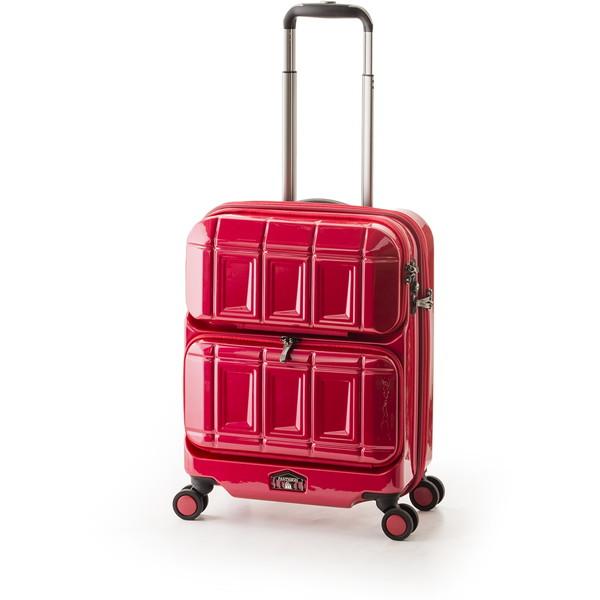 【送料無料】アジア・ラゲージ PTS-6005 パープリッシュピンク PANTEON [スーツケース (36L・1~2泊)]