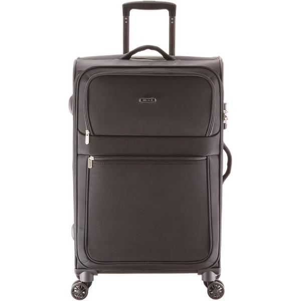 【送料無料】アジア・ラゲージ AG-5607-28 ブラック [スーツケース (85L・1週間以上)]