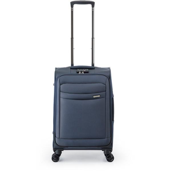 【送料無料】アジア・ラゲージ AG-5226-20 ネイビー [スーツケース (38L・1~2泊)]