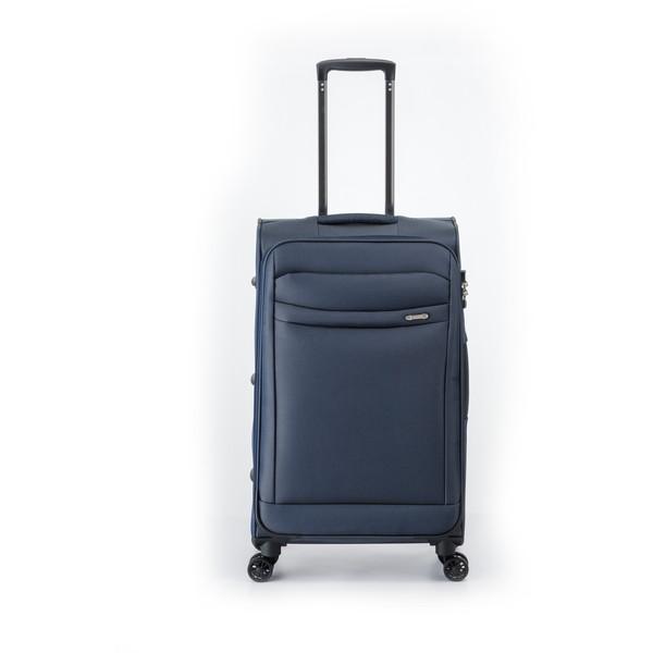 【送料無料】アジア・ラゲージ AG-5227-24 ネイビー [スーツケース (60L・2~3泊)]