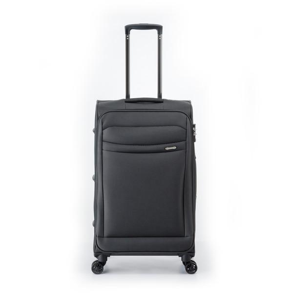 【送料無料】アジア・ラゲージ AG-5227-24 グレー [スーツケース (60L・2~3泊)]