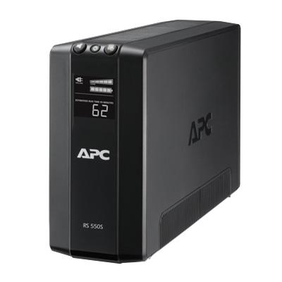 【送料無料】APC BR550S-JP APC RSシリーズ [無停電電源装置(UPS) 550VA/330W]【同梱配送不可】【代引き不可】【沖縄・離島配送不可】