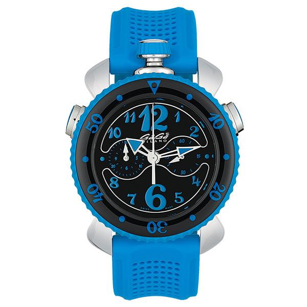 GAGA milano 7010.03 CHRONO SPORTS 45MM [クォーツ腕時計(メンズ)] 【並行輸入品】