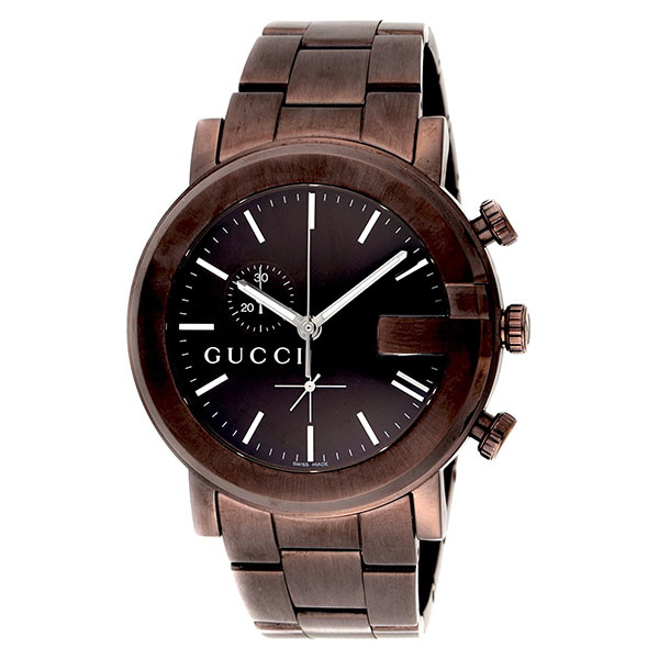 GUCCI YA101341 G-Chrono(G-クロノ)コレクション [腕時計] 【並行輸入品】