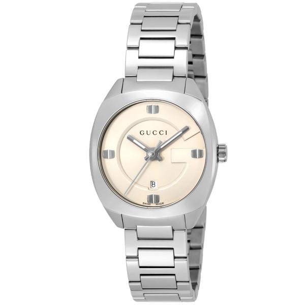【送料無料】GUCCI(グッチ) YA142502 GG2570シリーズ [クォーツ腕時計 (メンズ)] 【並行輸入品】