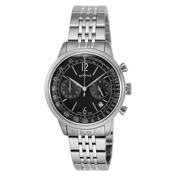【送料無料】SONNE HI002BK ヒストリカルコレクション [腕時計(メンズ)]