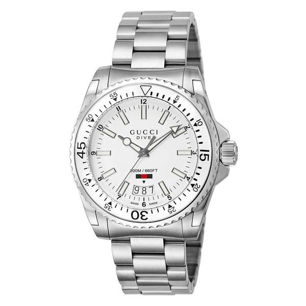 【送料無料】GUCCI(グッチ) YA136302 DIVE [腕時計] 【並行輸入品】