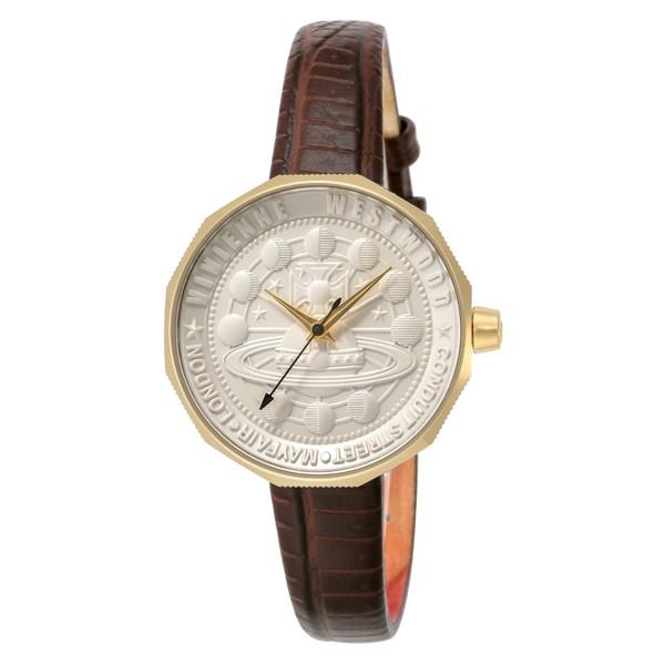 【送料無料】Vivienne Westwood(ヴィヴィアン・ウェストウッド) VV171GDBR Edgware(エッジウェア) [腕時計(レディース)] 【並行輸入品】