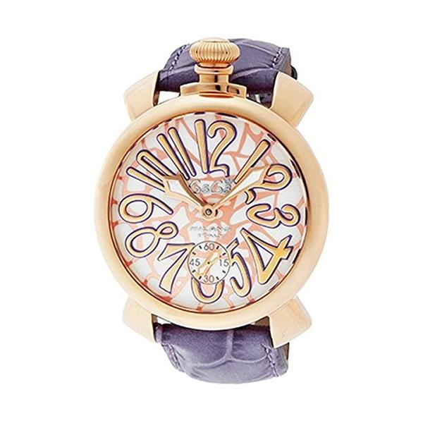 【送料無料】GAGA milano(ガガミラノ) 5011MOSAICO01S-CHERY MANUALE48mmモザイク [腕時計(メンズ)] 【並行輸入品】