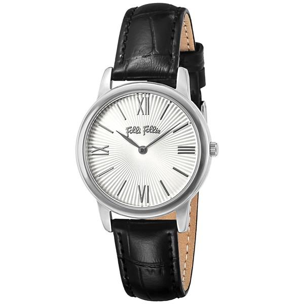 Folli Follie(フォリフォリ) WF15T032SPW-BK マッチポイント [クォーツ腕時計 (レディース)] 【並行輸入品】