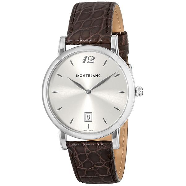 【送料無料】Montblanc(モンブラン) 108770 スター クラシック デイト [クォーツ腕時計 (メンズ)]