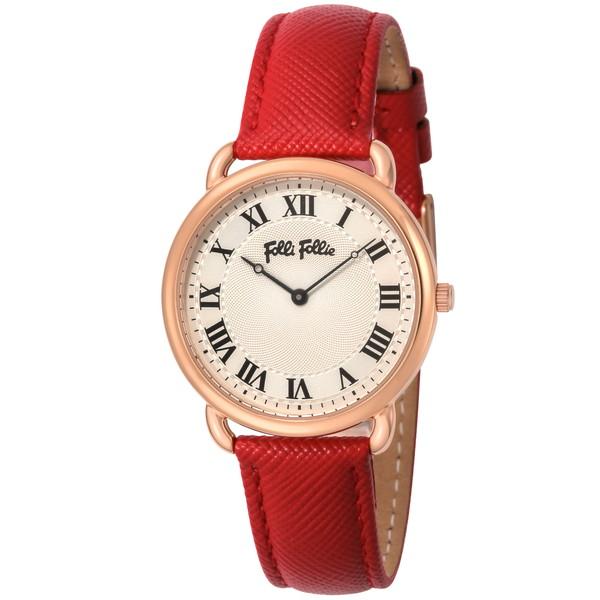 Folli Follie(フォリフォリ) WF16R013SPS-DR パーフェクト・マッチ [クォーツ腕時計 (レディース)] 【並行輸入品】