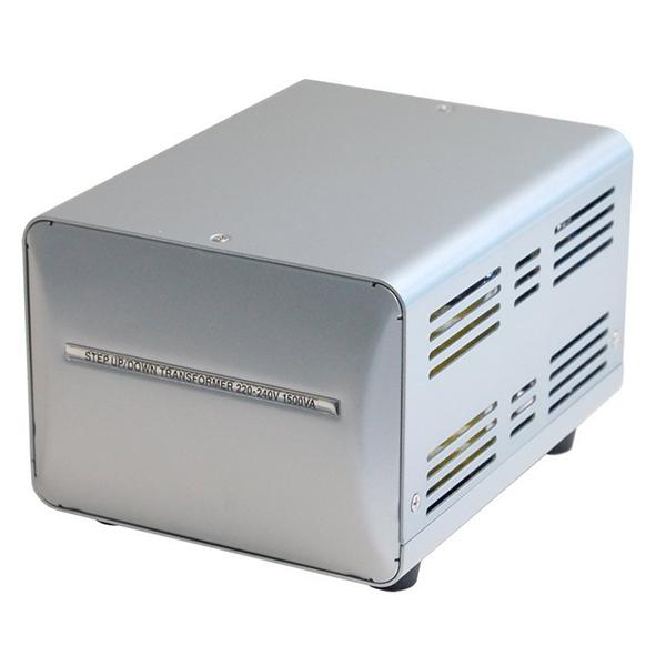 【送料無料】カシムラ NTI-20 [海外国内用薄型変圧器220-240V/1500VA]