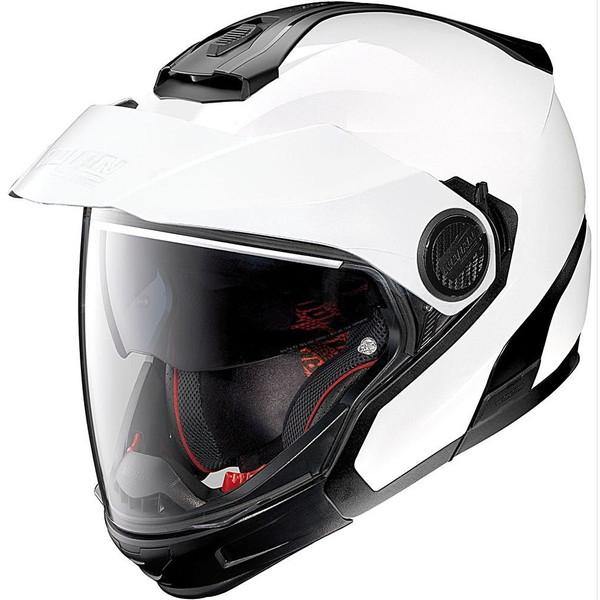 【送料無料】デイトナ D95882 メタルホワイト NOLAN(ノーラン) [フルフェイスヘルメット(Sサイズ)]
