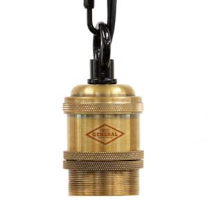 【送料無料】beatsonic B31C26-10CB 真鍮褐色 ブランブラン アンティーク [ペンダントライト(LED電球専用)]