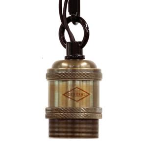 【送料無料】beatsonic B32C26-10CB 真鍮茶 ブランブラン アンティーク [ペンダントライト(LED電球専用)]